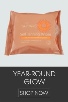 John Dale Ltd Self Tanning Wipes, All year round self tan, no fuss or mess!